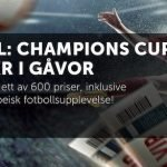 Kick off – 700 000 kr i priser
