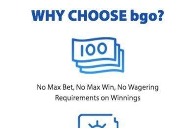 Varför BGO casino?