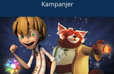 CasinoWilds kampanjer