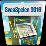 €50 000 prispott i SveaSpelen 2016 hos SveaCasino under Augusti månad
