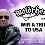 Vinn en resa för två till USA och Rock and Roll Museum med BGO Casino