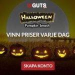 This is Halloween – Vinn priser varje dag denna vecka hos Guts Casino