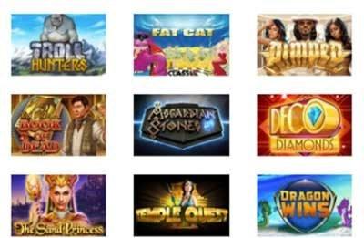 CasinoandFriends games