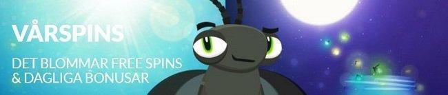 Guts Casino Fireflies Freespins