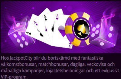 Jackpot City Live