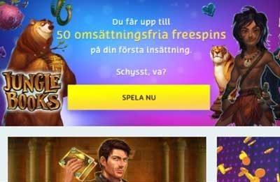 PlayOjo FreeSpins