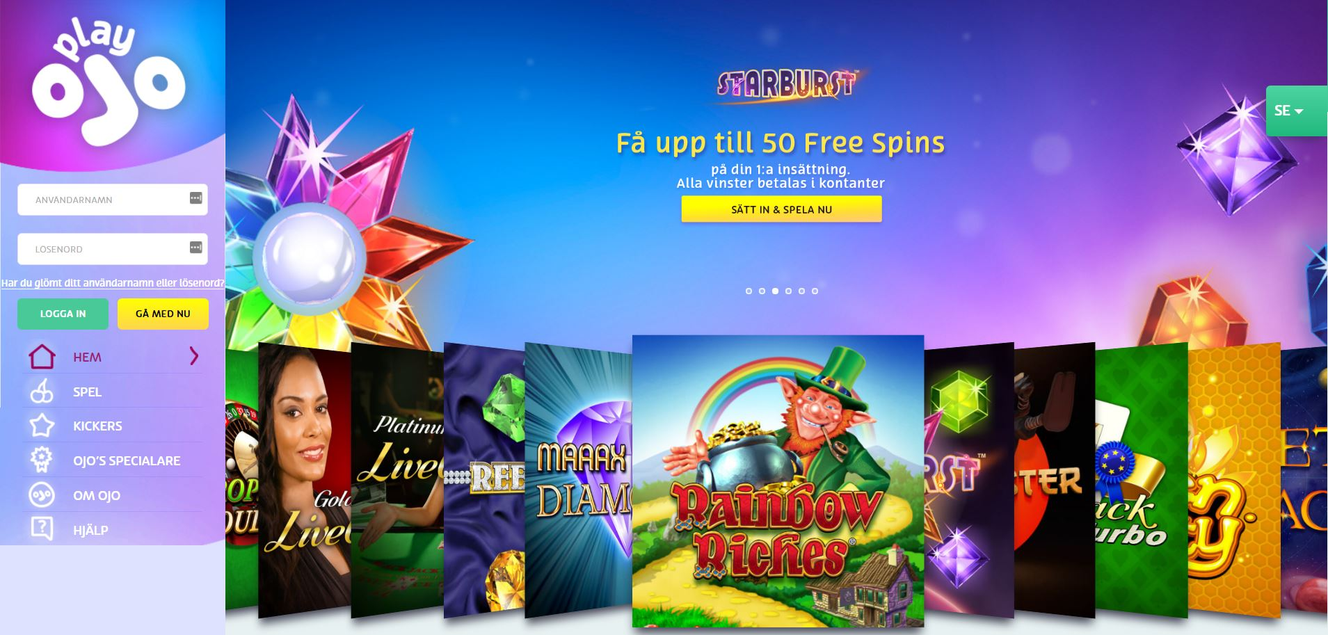 Clint Archives - Get Free Spins at the Best UK Online Casino | PlayOJO