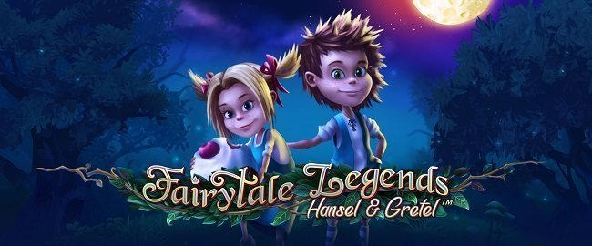 Fairytale Legends Hansel And Gretel Banner
