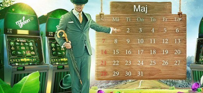 Mr Green Casino Freespins