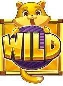 NetEnt Copy Cats Wild Symbol