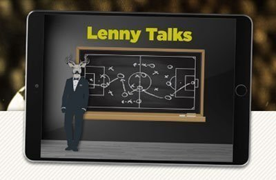 Super Lenny Talks