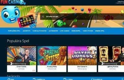 Fun casino recension