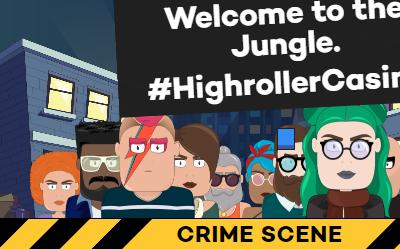 Highroller lobby
