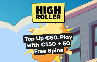 Highroller welcome offer