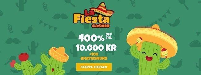 la fiesta casino recension