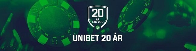 Unibet 20 år