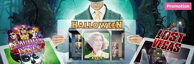 Halloween - microgaming