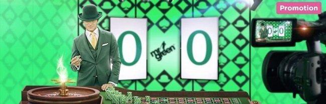 Go Green Roulette