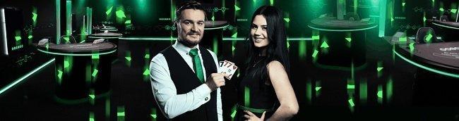 Live Casino - Grande spel