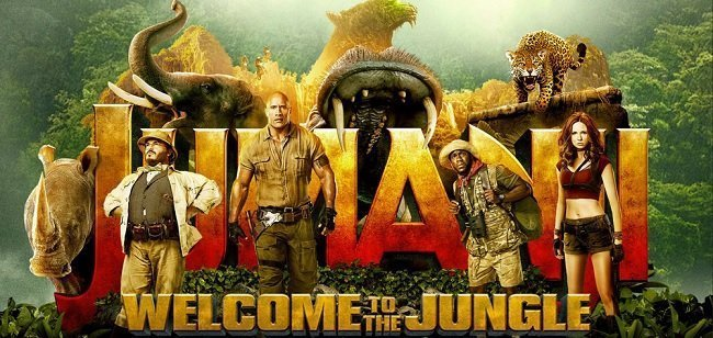 welcome to the jungle 2017