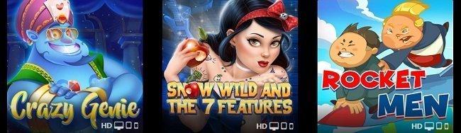 spel från red tiger gaming