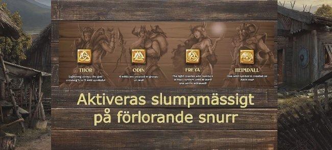 Viking Rune craft 4 gudar