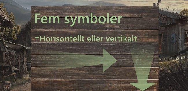 Viking Runecraft 5 symboler