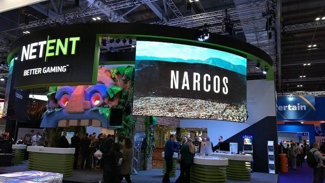 NetEnt Narcos Slot