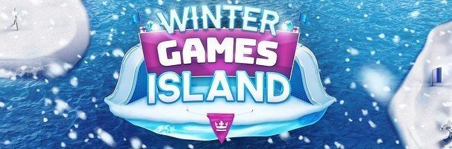 Winter Games - Casino Heroes