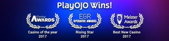 priser till PlayOjo