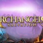 Hämta freespins på nya Archangels Salvation