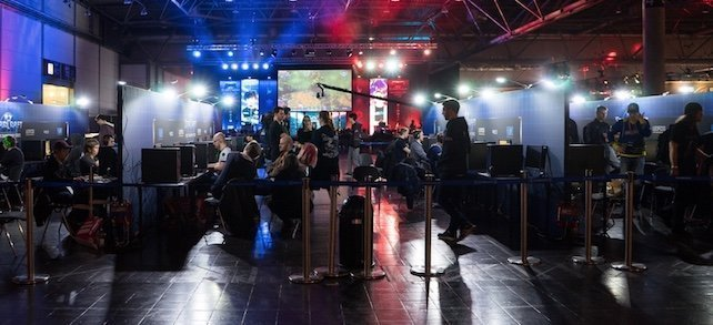 esport-live-turnering