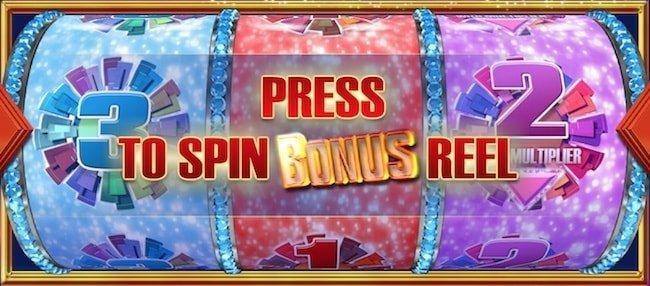 Wheel of fortune bonushjul