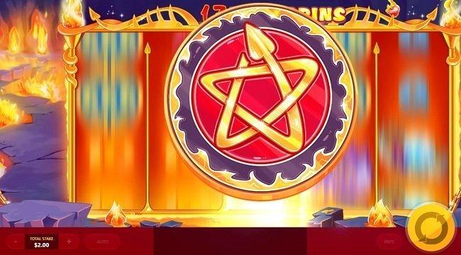 Mega Devil symbol
