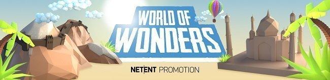 NetEnt World of Wonders