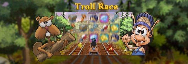Hugo 2 slot - troll race