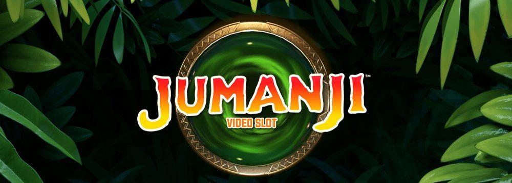 Jumanji spilleautomat Netent