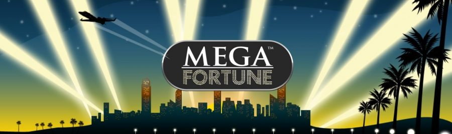Mega Fortune NetEnt Jackpot Spilleautomat