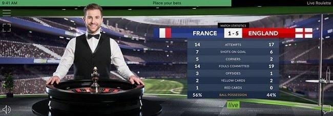 fotbollsroulette
