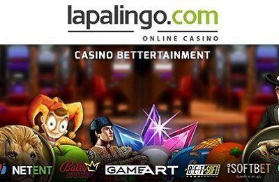 Lapalingo casino banner