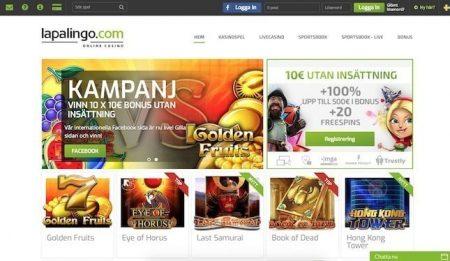 Lapalingo bonus and offers