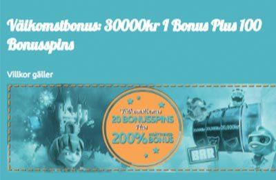 Spin Station bonus