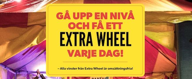 Wheel of rizk - extra wheel