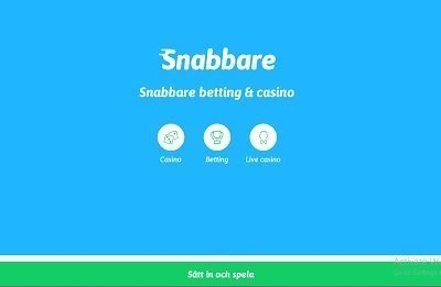 Snabbare Casino