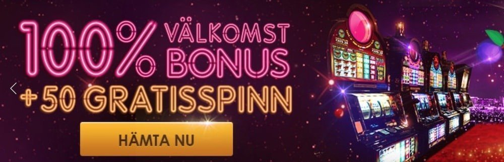 Casino Las Vegas Valkomstbonus