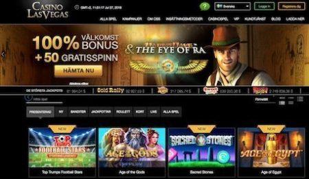 Casino LasVegas bonus
