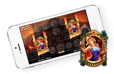 King Kong Fury slot i mobilen