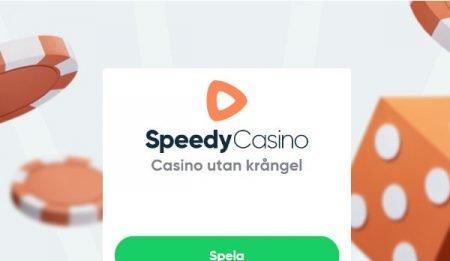 Speedy casino utan krångel