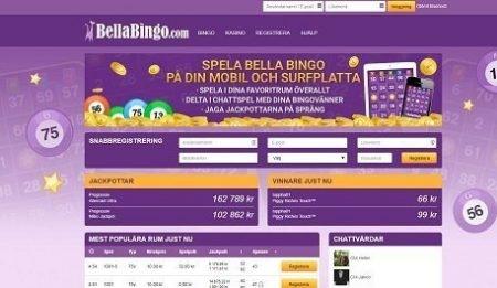 Bella Bingo