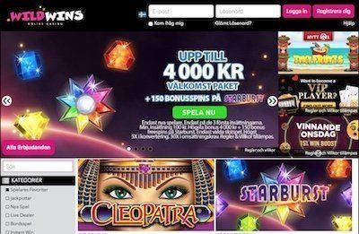 WildWins Casino